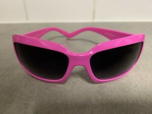 Girls Pink Snow Glasses One Size (ski2)