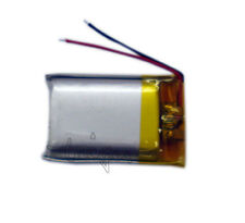 3.7 v 240 mAh 602025 li-polymer Lion battery rechargeable for reader bluetooth