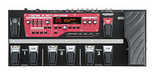 New BOSS RC-300 Loop Station Guitar Effects From Japan