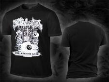 Evocation - the ancient gate (original demo cover), T-Shirt, Größe size XL, NEW