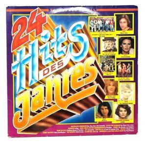 Vinyl LP - Metronome 0080.034 - 24 Hits des Jahres - 2 × Vinyl  LP (W12)