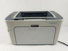 HP Laser Jet P1505n Printer