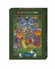 Heye - 29284 Puzzle Photo Mordillo 1000 Pièces