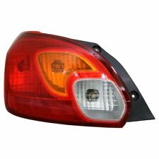 FIT MITSUBISHI MIRAGE 2014-2015 LEFT DRIVER TAILLIGHT TAIL LIGHT LAMP CAPA