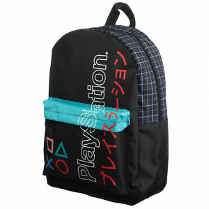 PlayStation Kanji Mixblock Backpack Black