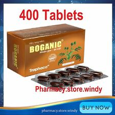 400 tablets Boganic Hepatobiliary tonic, Reduce Cholesterol Treat Liver function