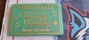 Kirmes Fahrchip Break Dancer Bruch