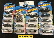 Hot Wheels Zamac - Pick Your Car - Good Cars Bad Cards - Skyline, 240z, Mustang