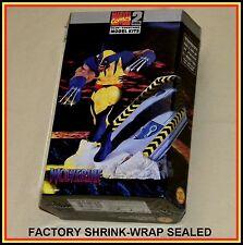 TOY BIZ Marvel Comics WOLVERINE kit No 48657 Factory Sealed Kit