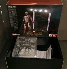 BOX ONLY iron Man MK V Figuarts marvel Avengers Mark 5 Tony Stark