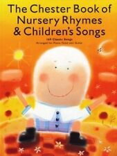 CHESTER BOOK OF NURSERY RHYMES & CHILDRENS SONGS*