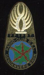 PINS radio club  GENDARMERIE BRON  (149)