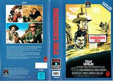 (VHS) MacKenna's Gold - Gregory Peck, Omar Sharif, Telly Savalas, Camilla Sparv