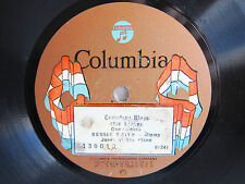 78rpm BESSIE SMITH - CEMETERY BLUES / ANY WOMAN'S BLUES - FLETCHER HENDERSON