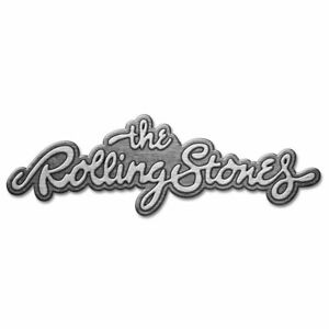 THE ROLLING STONES - BAND LOGO - LAPEL/HAT PIN - BRAND NEW - MUSIC PB055
