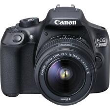 Canon EOS 1300D Kit with 18-55 III Lens Digital SLR Cameras - Black