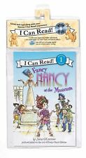 I Can Read Level 1: Fancy Nancy at the Museum by Jane O'Connor (2009, CD)
