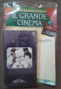 VHS Film Ita Comico FRA'DIAVOLO Stanlio & Ollio Legocart Sigillata no dvd(VH58)
