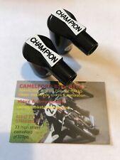 CHAMPION SPARK PLUG CAPS WCX600/180 X2 LATE BSA  NORTON TRIUMPH MOTORCYCLE