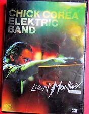 chick corea elektric band jazz festival live at montreux 2004 spain check blast
