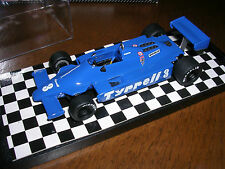 1/43 TYRRELL 010 (1981) #3 CHEEVER - FORMULA 1 BUILT MODEL