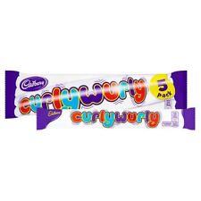 Cadbury Rizado Rizado Británico Tableta de Chocolate x 5 (130g)