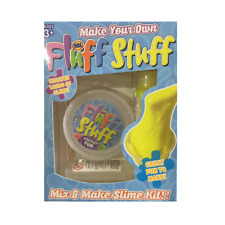 Make Your Own Fluffy Slime Putty Pocket Money Party Bag Prize Toy Games Crafts