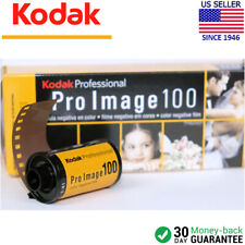 5 Rolls Kodak Pro Image 100 Professional Color Negative Film 135-36 Fresh Dated