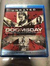 Doomsday Unrated Pre-owned Bluray Disc Movie