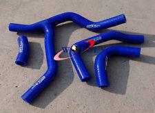 For HONDA CRF450R CRF450 CRF 450 R 2015 2016 15 16 BLUE silicone radiator hose