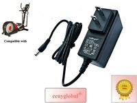 AC Adapter For Smooth Fitness CE-7.4 Elliptical Trainer HGCS25VAOT Power Supply