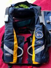 KRU lifejacket marine avec harnais  150N - NEUF