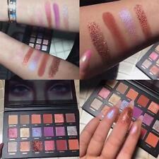 18 Colors Lady Shimmer Matte Eyeshadow Palette Set Makeup Eye Shadow