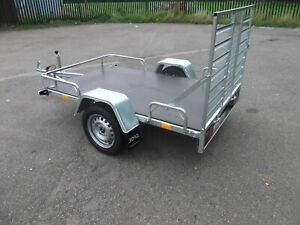 QUAD TRAILER Mobility Golf Buggy 7ft x 4ft