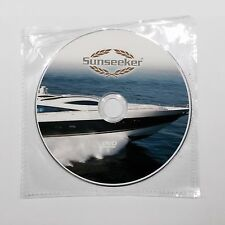 Sunseeker SUPERYACHT DVD 2005 / 2006 - Luxury Boat Yacht powerboat Predator