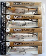 Koppers Live Cible Live-Like lures11, 2in Wobbler, Lures, Pike, Zander, Perch