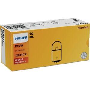 10 Ampoule PHILIPS 12814CP convient à AEBI ALFA ROMEO AUDI BMW DAF FIAT FORD VW