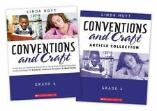 CONVENTIONS AND CRAFT, GRADE 4 NEW PAPERBACK BOOK