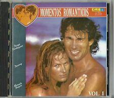 Momentos Romanticos  Volume 1  Latin Music CD New