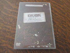 edition collector 2 dvd king kong le journal du tournage