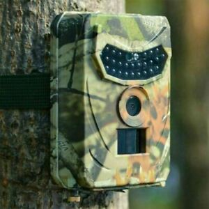 Wildlife Hunting Trail Camera HD 1080P Scouting Cam Infrared Night Vision Trap