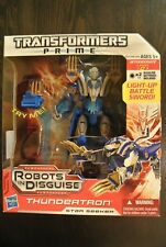 Transformers Star Seeker Thundertron Action Figure MISB Genuine US Version