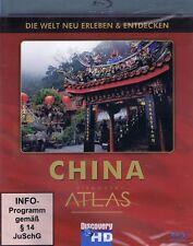 BLU-RAY NEU/OVP - Discovery Atlas - Die Welt neu erleben & entdecken - China