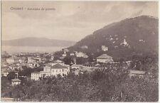 CHIAVARI - PANORAMA DA PONENTE (GENOVA)