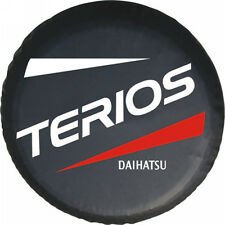 Spare Wheel Tire Cover Fit For Daihatsu Terios 14inch Spare Wheel Tire Cover