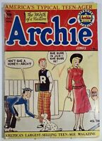 Archie Comics 39 ~ Golden Age ~  3.5+  ~ Off-White Pages ~ Over 70 Years Old!!!