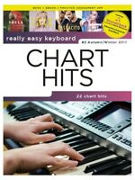 Really Easy Keyboard Chart Hits #2 Autumn Winter 2017 Beginner PIANO MUSIC BOOK