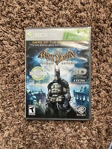 Batman: Arkham Asylum -- Game of the Year Edition(Microsoft Xbox 360,2010)tested
