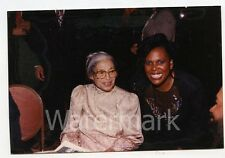 1990s  photo Civil Rights Icon Rosa Parks #2