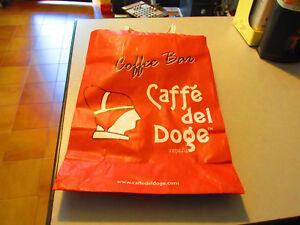 Sobre Pakaging Café BAR Café Del Doge Venecia Coleccionista